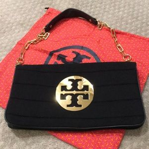 Tory Burch Reva Clutch.